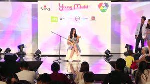 Young Model 2015 รอบคัดเลือก 14 มิ.ย.58 คลิป 2/2