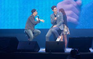 Hong Jong Hyun Be My Valentine Fan Meeting in Bangkok