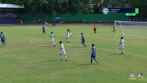 สุรศักดิ์มนตรี 5-1 สารวิทยา ฟุตบอลแชมป์กีฬา 7 สี 2018 รอบสุดท้าย 1/2