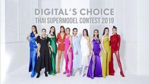 DIGITAL'S CHOICE Thai Supermodel 2019 หมายเลข 11-20