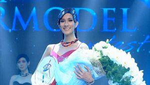 Thai Supermodel Contest 2015 รอบตัดสิน 4/4
