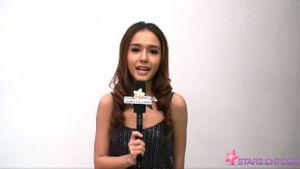 ส้ม ธัญสินี รับบท จีรณัทย์ สาวเรียบร้อย ในละครสะใภ้หัวแดง