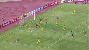 ฟุตบอลเอเอฟซี คัพ 2019 Al Ahed 0-0 Al Wehdat คลิป 1/2