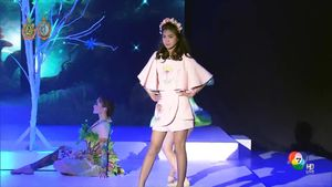 Young Model 2016 รอบตัดสิน 2/4