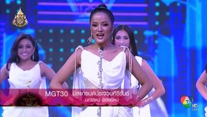 บรรยากาศงานประกวด Miss Grand Thailand 2019 รอบตัดสิน 13 ก.ค.62 1/7
