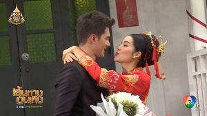 มนตร์กาลบันดาลรัก : หวานส่งท้าย! มิกค์ ทองระย้า - โบว์ เมลดา เข้าฉากแต่งงาน ปิดฉากตอนจบ