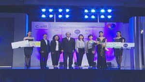 Thai Supermodel 2013 รางวัล Editors' Choice 5/5