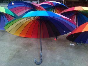 ทายใจทายนิสัย สเปกหนุ่มในฝันจากสีร่ม