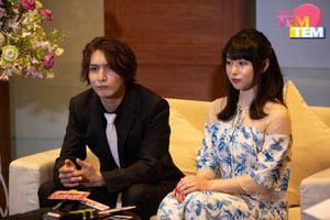 พูดคุยกับ Fujii Ryusei & Sakurai Hinako #Jseriesfestival2019