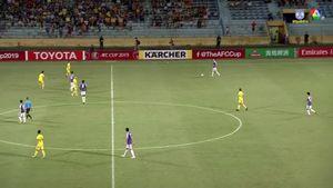 ฟุตบอลเอเอฟซี คัพ 2019 Hanoi FC 2-1 Ceres Negros คลิป 2/2