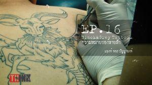 THINK | EP.16  ความหมายของลายสัก  แบงค์ พชร ปัญญายงค์