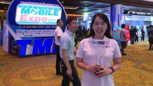 บรรยากาศงาน Thailand Mobile Expo 2017