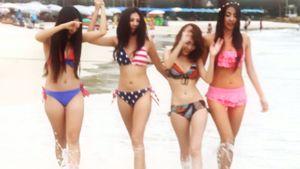 พบกับความสวยงาม 4 สาว sexy บนหาดทราย.. Sea Through เร็วๆนี้