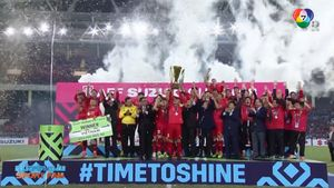 เวียดนาม เฮลั่น! เปิดบ้านเชือดมาเลย์ 1-0 คว้าแชมป์ซูซูกิ คัพ สมัยที่ 2