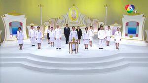 ถวายพระพรวันเฉลิมพระชนมพรรษา 28 กรกฎาคม 2561 โดย กรมกิจการเด็กและเยาวชน สังกัด พม.