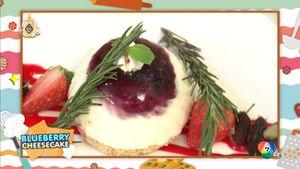 ดิสนีย์คลับ 13 ก.ค.62 Blueberry Cheesecake
