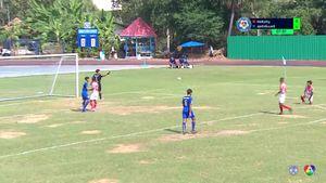 อัสสัมชัญ 3-7 สุรศักดิ์มนตรี ฟุตบอลแชมป์กีฬา 7 สี 2018 รอบสุดท้าย 1/2
