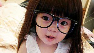 Hsuan Hsuan เด็กน้อยน่ารักที่โด่งดังในโลกออนไลน์ มีตัวตนอยู่จริง