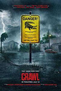 ตัวอย่างหนัง Crawl คลานขย้ำ