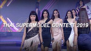 Thai Supermodel Contest 2019 รอบตัดสิน 29 มี.ค.62