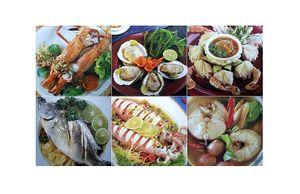 ทายใจทายนิสัย อาหารทะเลที่ชอบ