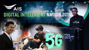 AIS โชว์วิสัยทัศน์ยกระดับไทยสู่ยุคดิจิทัล พัฒนา 5G ก้าวสู่ผู้นำเครือข่ายแห่งเทคโนโลยีอัจฉริยะ