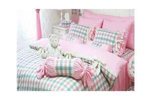 ทายใจทายนิสัย ลายผ้าปูที่นอน