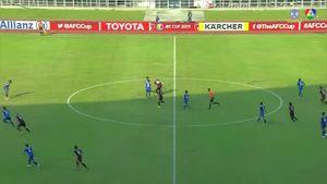 ฟุตบอลเอเอฟซี คัพ 2019 Psm Makassar 2-1 Binh Duong คลิป 1/2