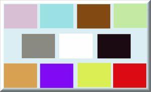 ทายใจทายนิสัย สีที่ไม่ชอบ