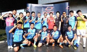 แมตช์กระชับมิตร! สมาคมผู้สื่อข่าวกีฬาออนไลน์ จัดบอลสื่อไทย - เวียดนาม 4 มิ.ย.62