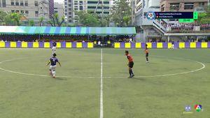 กรุงเทพคริสเตียน 0-0 ราชวินิตบางแก้ว ฟุตบอลแชมป์กีฬา 7 สี 2018 รอบสุดท้าย 1/2