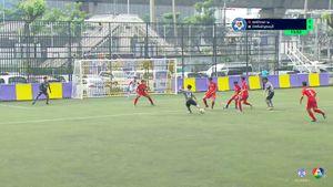 สตรีวิทยา ๒ 1-3 อัสสัมชัญธนบุรี ฟุตบอลแชมป์กีฬา 7 สี 2018 รอบสุดท้าย 1/2