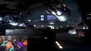 Caster Survivor ตอน โดดงานมาเล่นเกม Alien Isolation 2/1