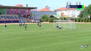 อัสสัมชัญธนบุรี 1-2 ราชวินิตบางเขน ฟุตบอลแชมป์กีฬา 7 สี 2018 รอบสุดท้าย 1/2