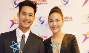 เวียร์ - ปุ๊กลุก ได้รางวัลนักแสดงนำ ชาย-หญิง Nine Entertain Awards 2016