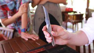 น่ารู้! มีดทำครัว(Chef's Knife)