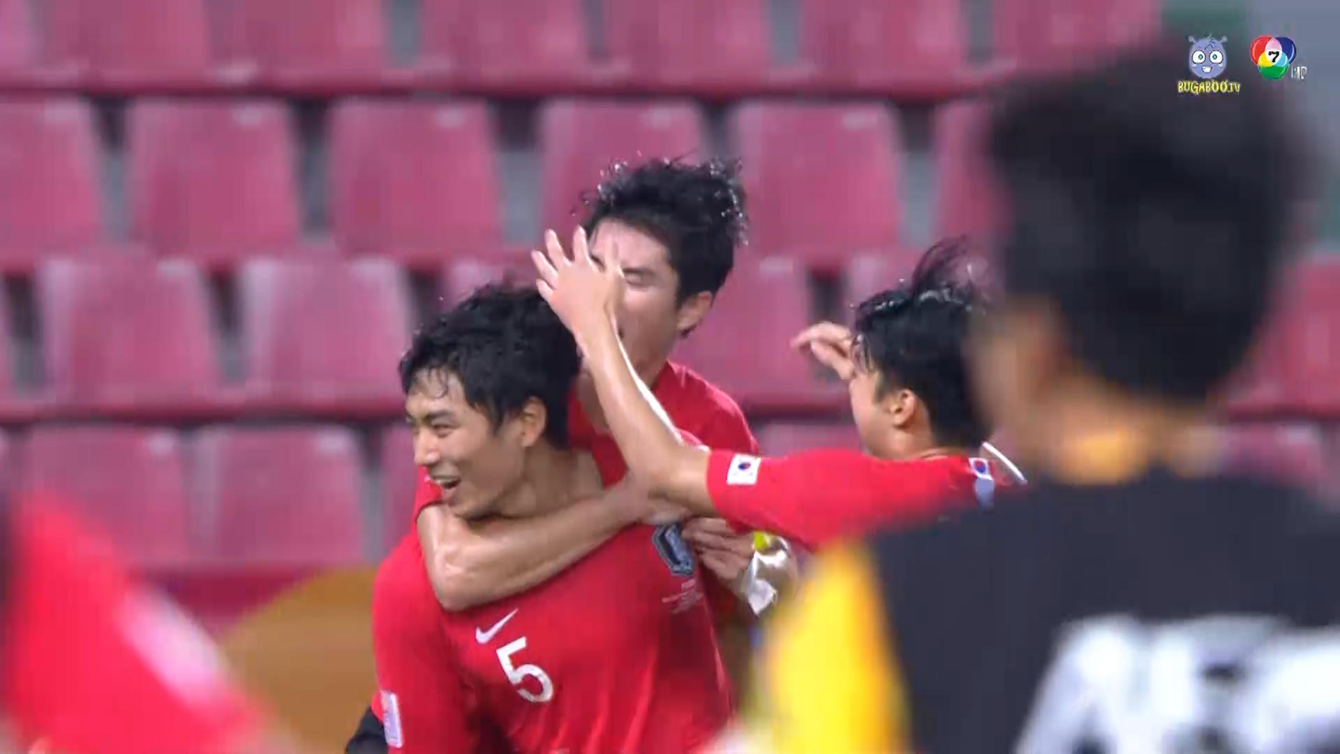 ไฮไลต์ เกาหลีใต้ 1-0 ซาอุดีอาระเบีย ฟุตบอล U23 ชิงแชมป์เอเชีย 2020 (ต่อเวลาพิเศษ)