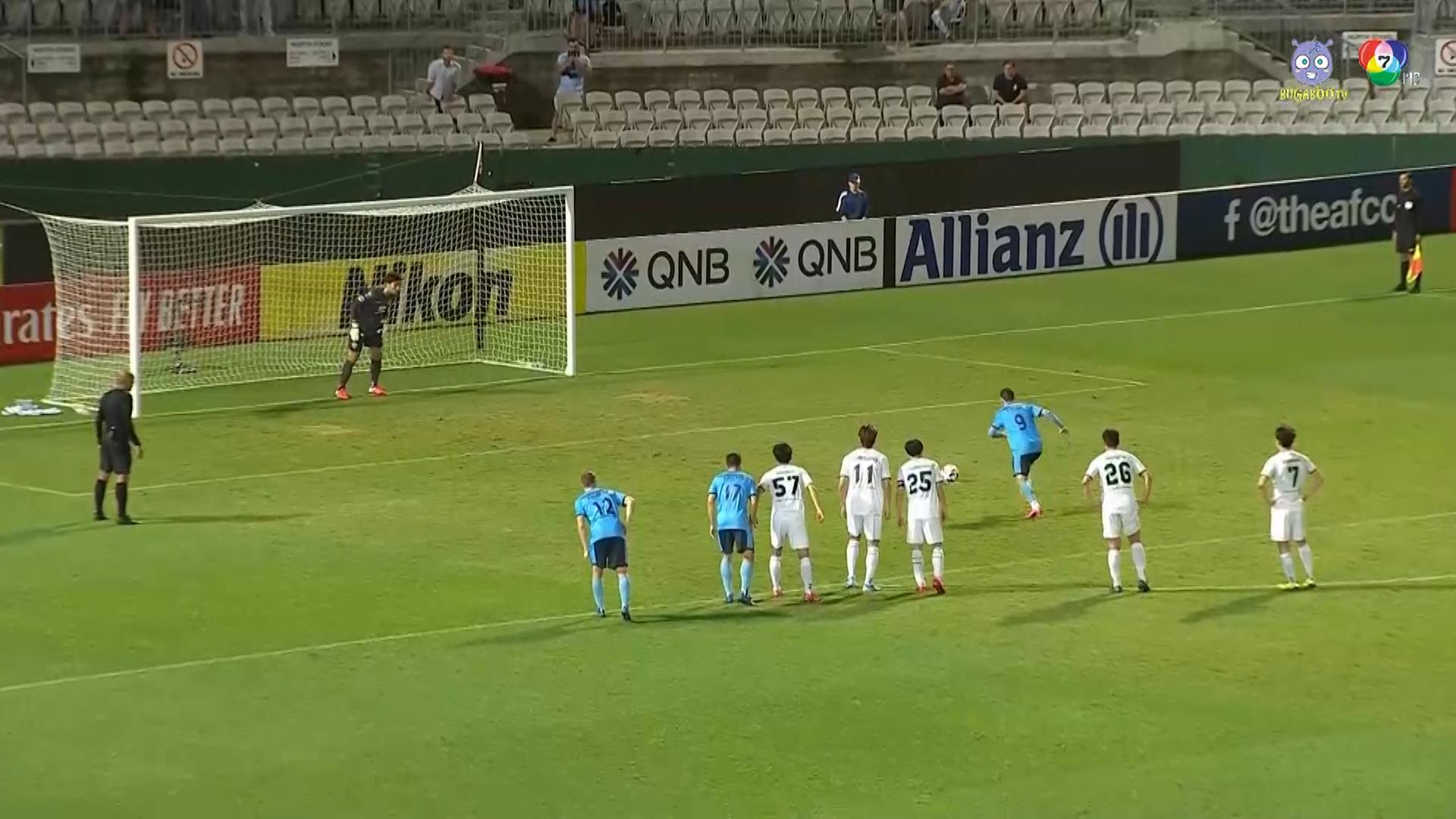 ไฮไลต์ ซิดนีย์ เอฟซี 2-2 ชุนบุค ฮุนได มอเตอร์ส ฟุตบอลเอเอฟซี แชมเปียนส์ลีก 2020